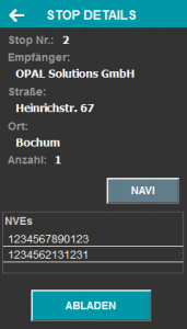 OPAL Ablieferscanning